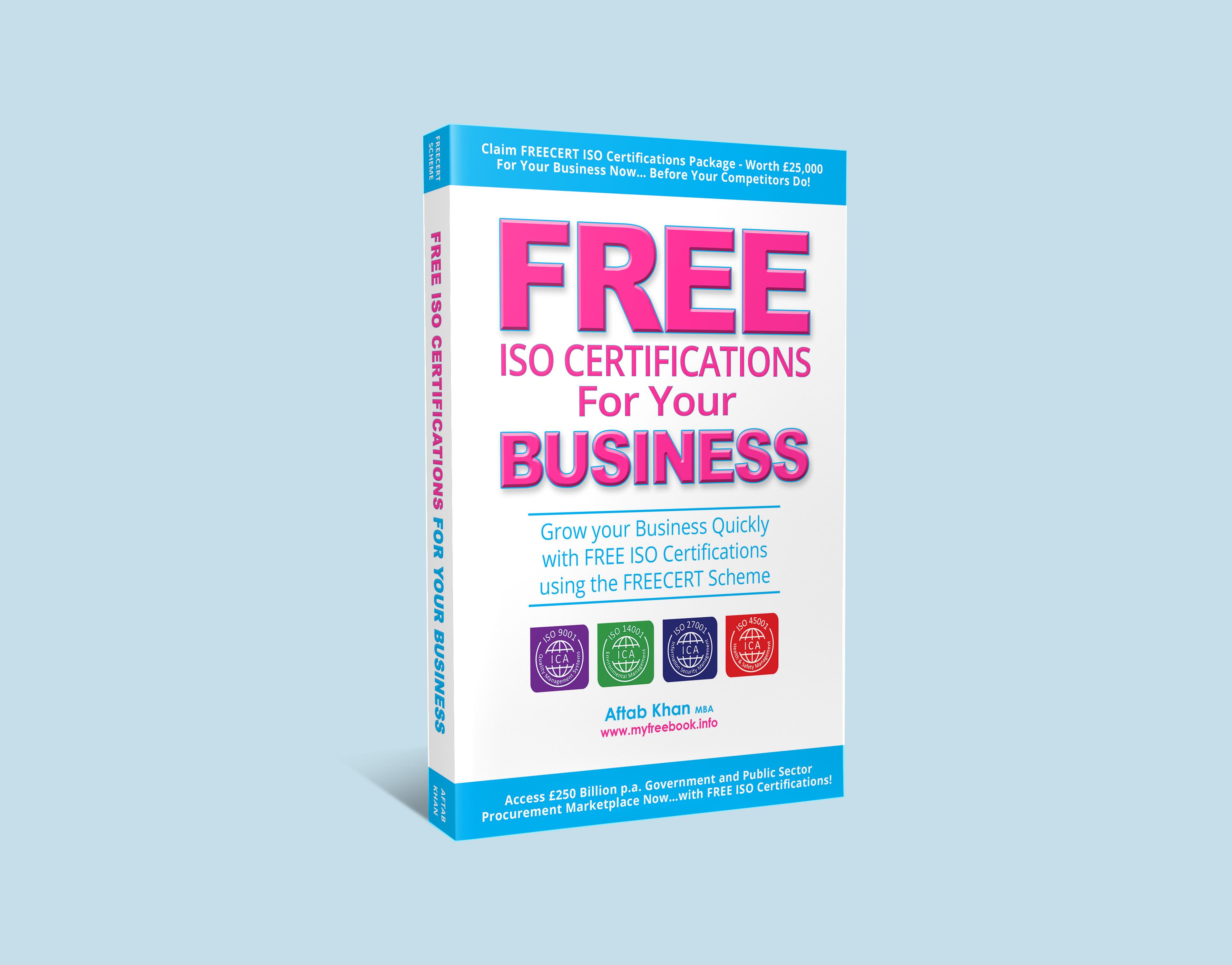 Support Freecert Iso Certifications Scheme